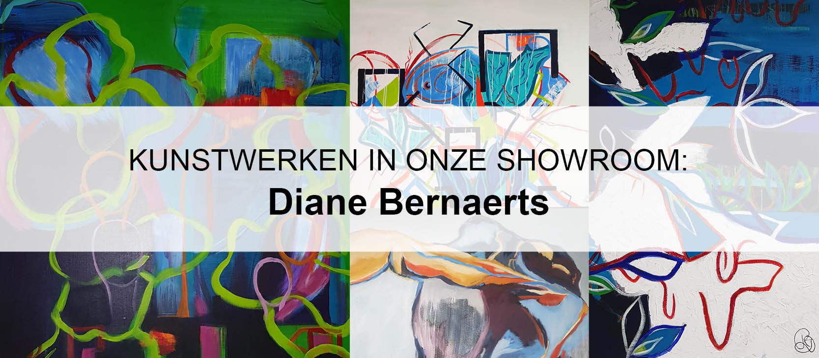 Diane Bernaerts Kunstwerken