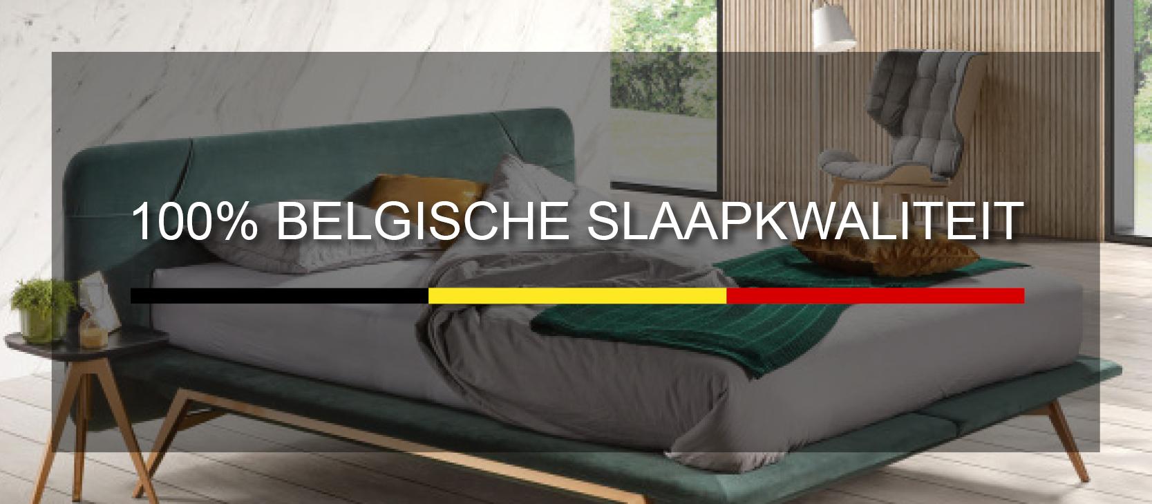 Belgish topkwaliteit bedden